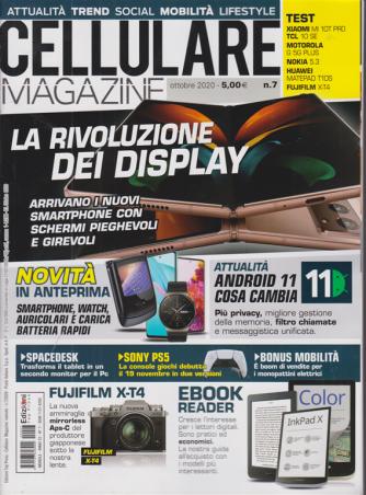 Cellulare Magazine - n. 7 - ottobre 2020 - mensile