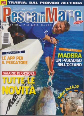 Pesca in mare - n. 11 - mensile - novembre 2020