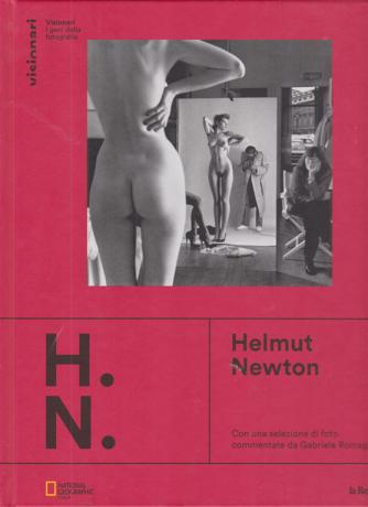 Visionari -I geni della fotografia - Helmut  Newton - n. 2 - copertina rigida