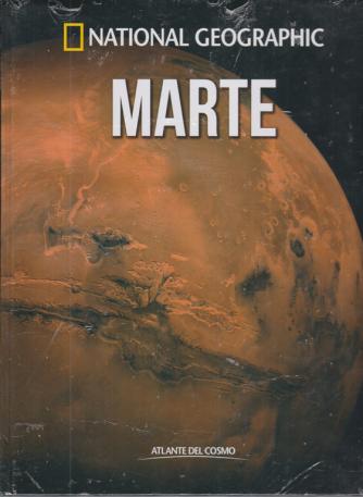National Geographic - Marte - n. 3 - settimanale - 30/10/2020 - copertina rigida