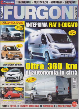 Furgoni Magazine - n. 44 - bimestrale - novembre 2020