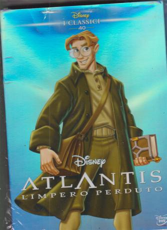 I Dvd di Sorrisi4 - n. 1 - Atlantis - L'impero perduto - 3/11/2020 - settimanale