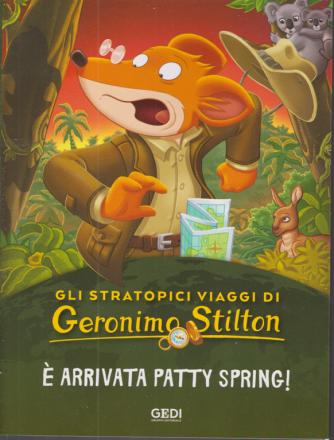 Gli stratopici viaggi di Geronimo Stilton - E' arrivata Patty Spring! - n. 19 - 4/11/2020 - settimanale