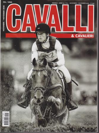Cavalli & Cavalieri - n. 11 - mensile - novembre 2020