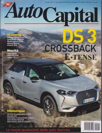 Auto Capital - n. 11 - mensile - novembre 2020