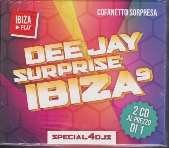 Ibiza Play - Deejay Surprise Ibiza 9 - cofanetto sorpresa - 2 cd - n. 1 - bimestrale - 6 marzo 2019