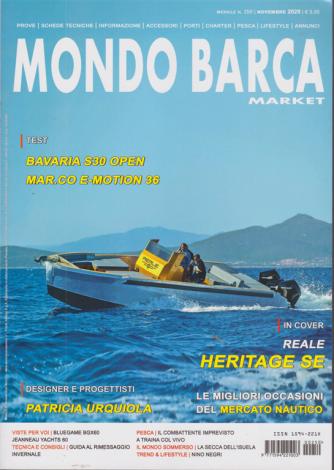 Mondo Barca Market - n. 250 - mensile - novembre 2020