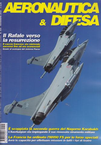 Aeronautica & Difesa - n. 409 - novembre 2020 - mensile