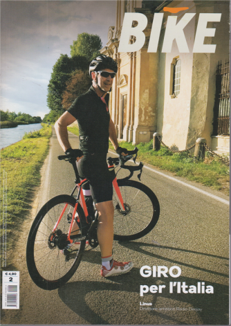 Bike - n. 2 - ottobre - dicembre 2020 - trimestrale