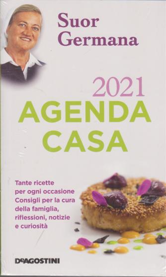 Agenda Suor Germana - Agenda casa 2021 - De Agostini