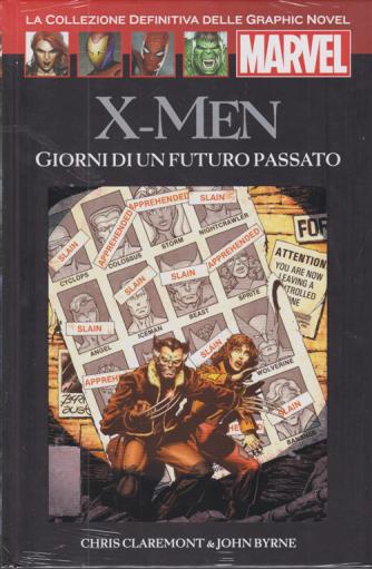 Graphic Novel Marvel - X Men - Giorni di un futuro passato - n. 58 - 31/10/2020 - quattordicinale - copertina rigida