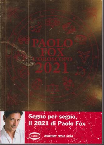 Paolo Fox l'oroscopo 2021 - bimestrale
