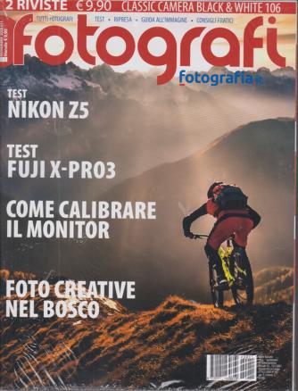Tutti Fotografi - n. 11 - novembre 2020 - mensile - 2 riviste