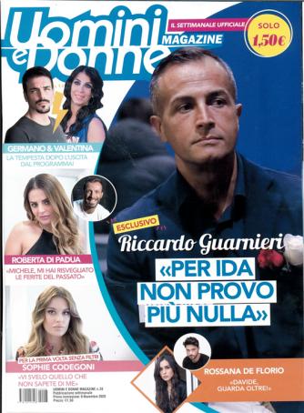 Uomini e Donne Magazine - settimanale n. 28 del 6 Novembre 2020