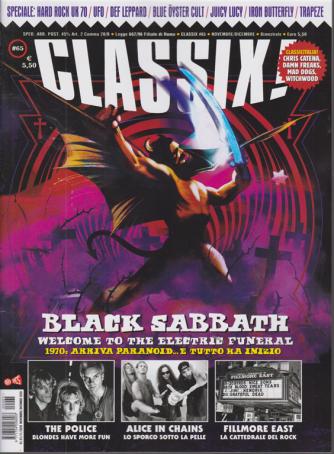 Classix - n. 65 - bimestrale - novembre - dicembre 2020