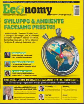 Economy - n. 39 - novembre 2020 - mensile