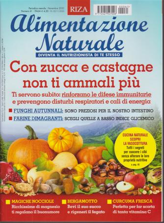 Alimentazione naturale - n. 61 - mensile - novembre 2020
