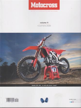 Motocross - n. 11 - mensile - novembre 2020