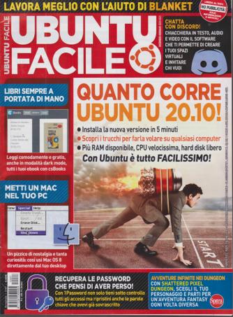 Ubuntu Facile - n. 87 - bimestrale - 6/11/2020