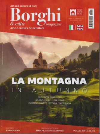 I Borghi & Città magazine - n. 55 - novembre 2020