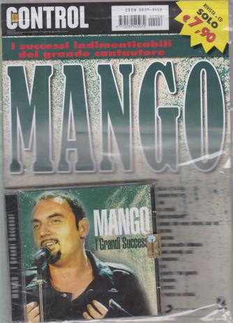 Saifam Music Control 07 - Mango - I grandi successi - rivista + cd