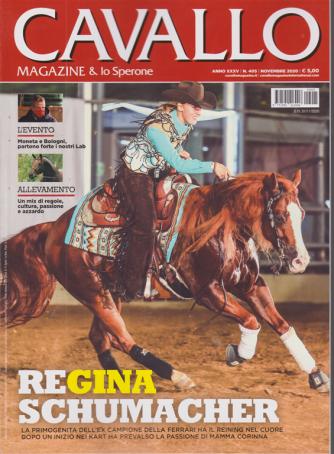 Cavallo Magazine & Lo Sperone - n. 405 - novembre 2020 - mensile