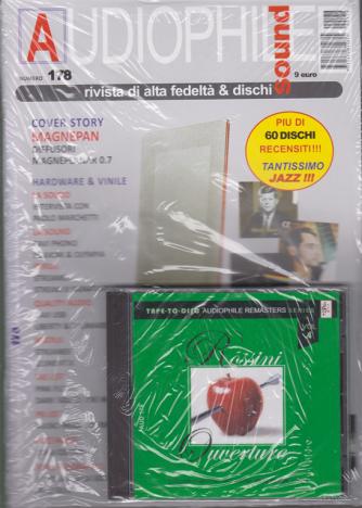 Audiophile Sound - n. 178 - novembre 2020 - mensile - rivista + cd