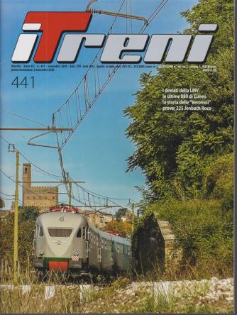 I Treni - n. 441 - novembre 2020 - mensile