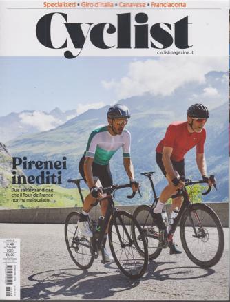Cyclist - n. 48 - mensile - novembre 2020 -