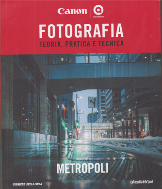 Master Fotografia - Metropoli - n. 33 - settimanale -