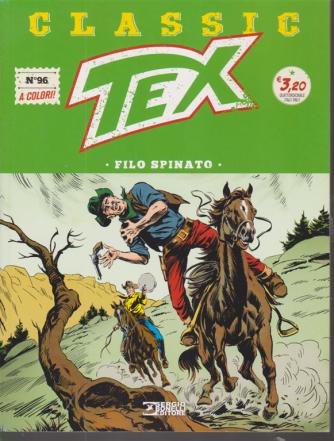 Tex Classic - Filo Spinato - n. 96 - quattordicinale - 6 novembre 2020