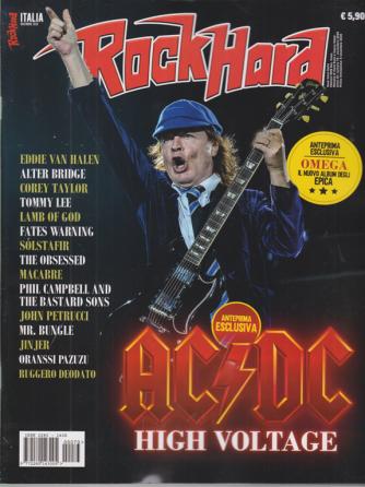 Rockhard Italia - n. 73 - novembre 2020 - mensile