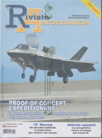 Rivista Aeronautica - n. 4 - luglio - agosto 2020 - bimestrale