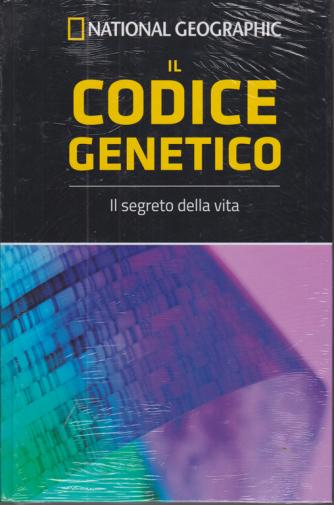 National Geographic - Il codice genetico - n. 32 - settimanale - 6/11/2020 - copertina rigida