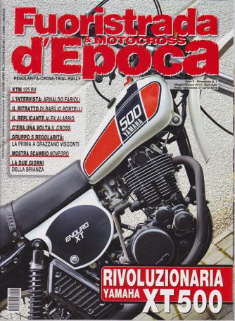 Fuoristrada & Motocross d'epoca - n. 3 - bimestrale - maggio - giugno 2019 -