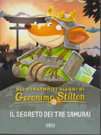 Gli stratopici viaggi di Geronimo Stilton - Il segreto dei tre Samurai - n. 20 - settimanale - 11/11/2020 -