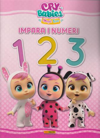 Party Time - Cry Babies Magic Tears - n. 53 - bimestrale - 5 novembre 2020