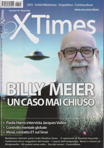 X Times - n. 145 - novembre 2020 - mensile