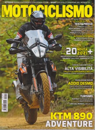 Motociclismo - n. 11 - novembre 2020 - mensile