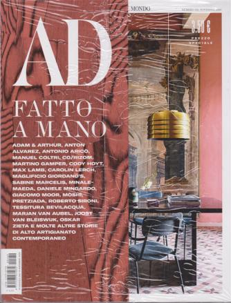 Ad-Architectural Digest - n. 469 - novembre 2020 - mensile
