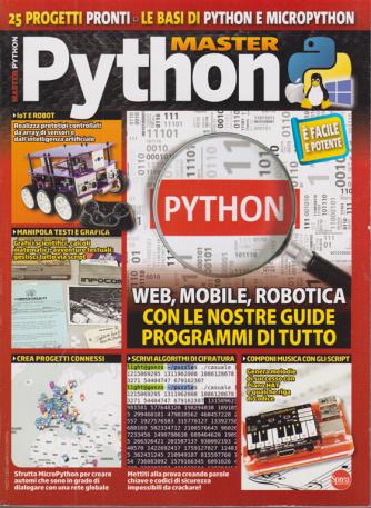 Linux Pro Speciale - n. 24 - Master Python - bimestrale - novembre - dicembre 2020
