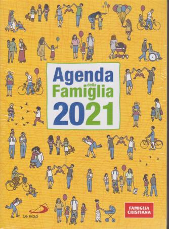 Agenda della Famiglia 2021 - Famiglia cristiana -