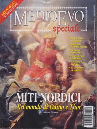 Medioevo Speciale - n. 4 -Miti nordici -  dicembre 2020 - mensile