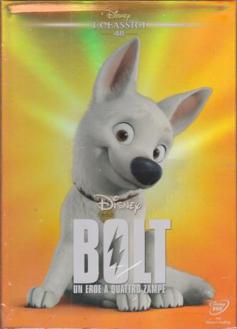 I Dvd di Sorrisi 4 - n. 2 - Bolt - Un eroe a quattro zampe - 10/11/2020 - settimanale