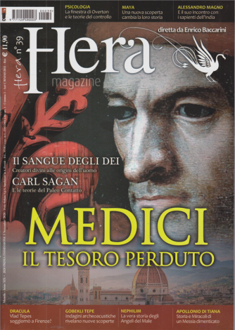 Hera magazine  - n. 39 - mensile - 5 novembre 2020