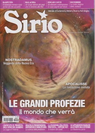Sirio - n. 452 - mensile - 10/11/2020