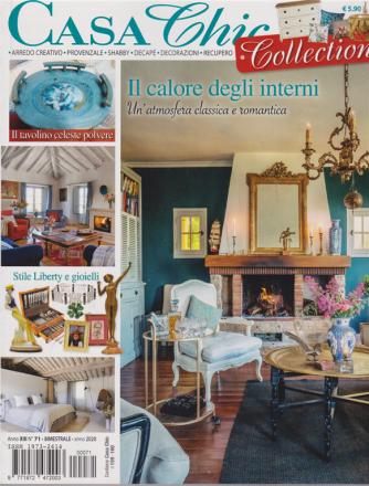 Casa Chic Collection - n. 71 - bimestrale - Contiene Casa Chic n. 159 - 160 -