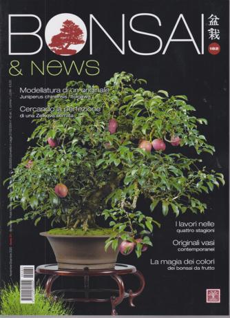 Bonsai & News - n. 182 - novembre - dicembre 2020 - bimestrale