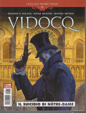 Cosmo Serie Blu - Vidocq - Il suicidio di Notre Dame - n. 98 - mensile - 11 novembre 2020 -
