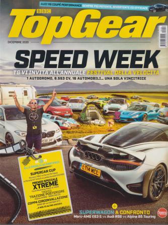 Bbc Top Gear - n. 156 - dicembre 2020 - mensile